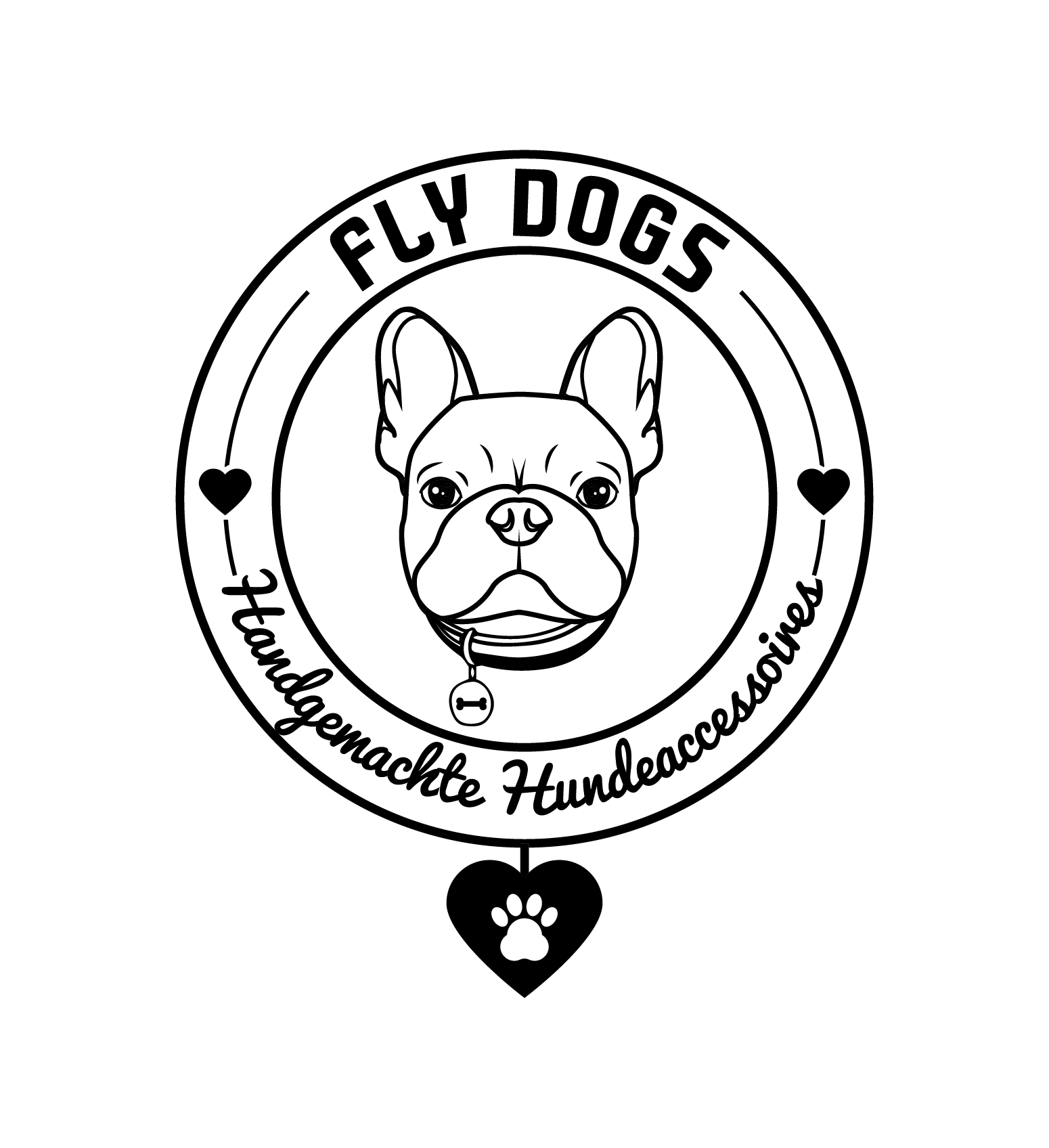 Fly Dogs-Logo